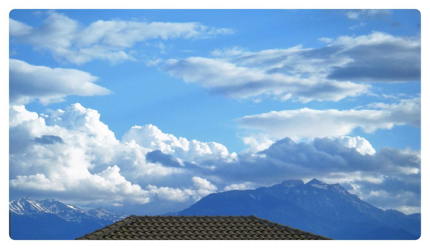 Olymp Gebirge