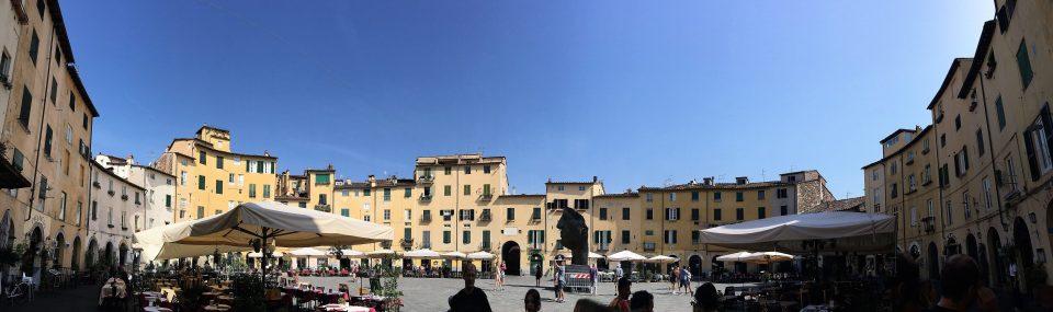 Lucca Innenstadt