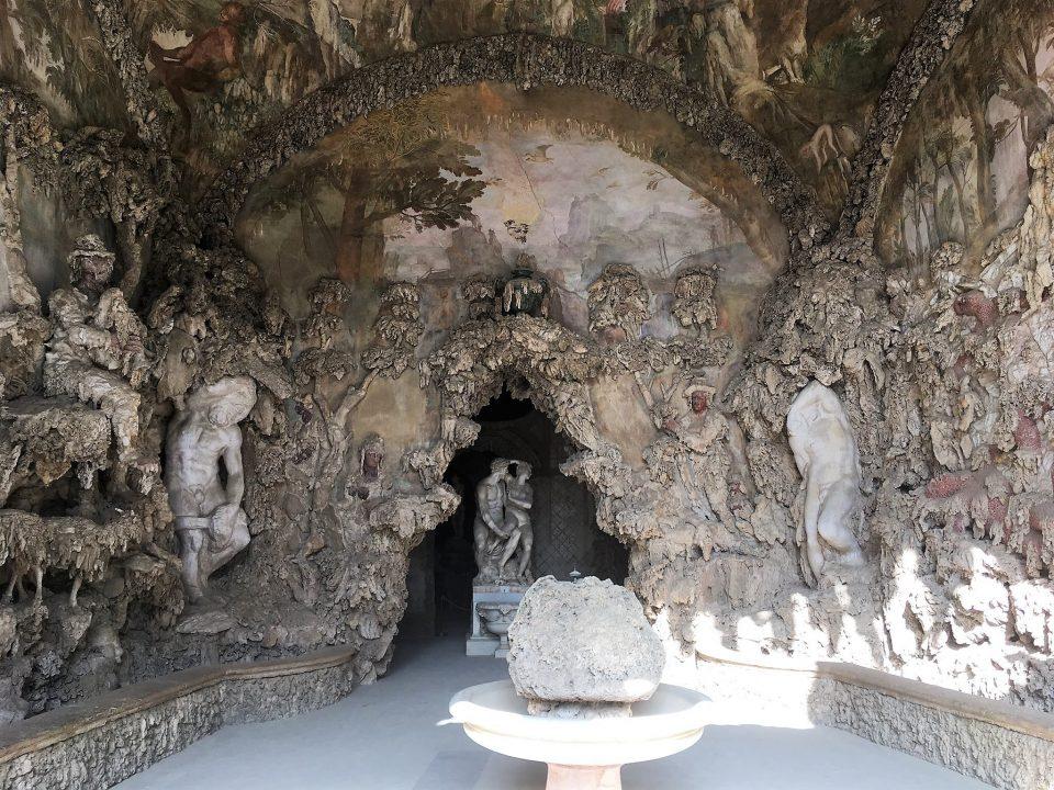 Grotte Palazzo Pitti