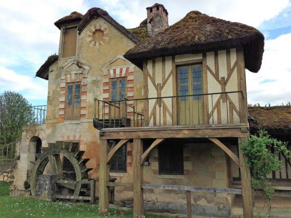 Dorf im Schlosspark