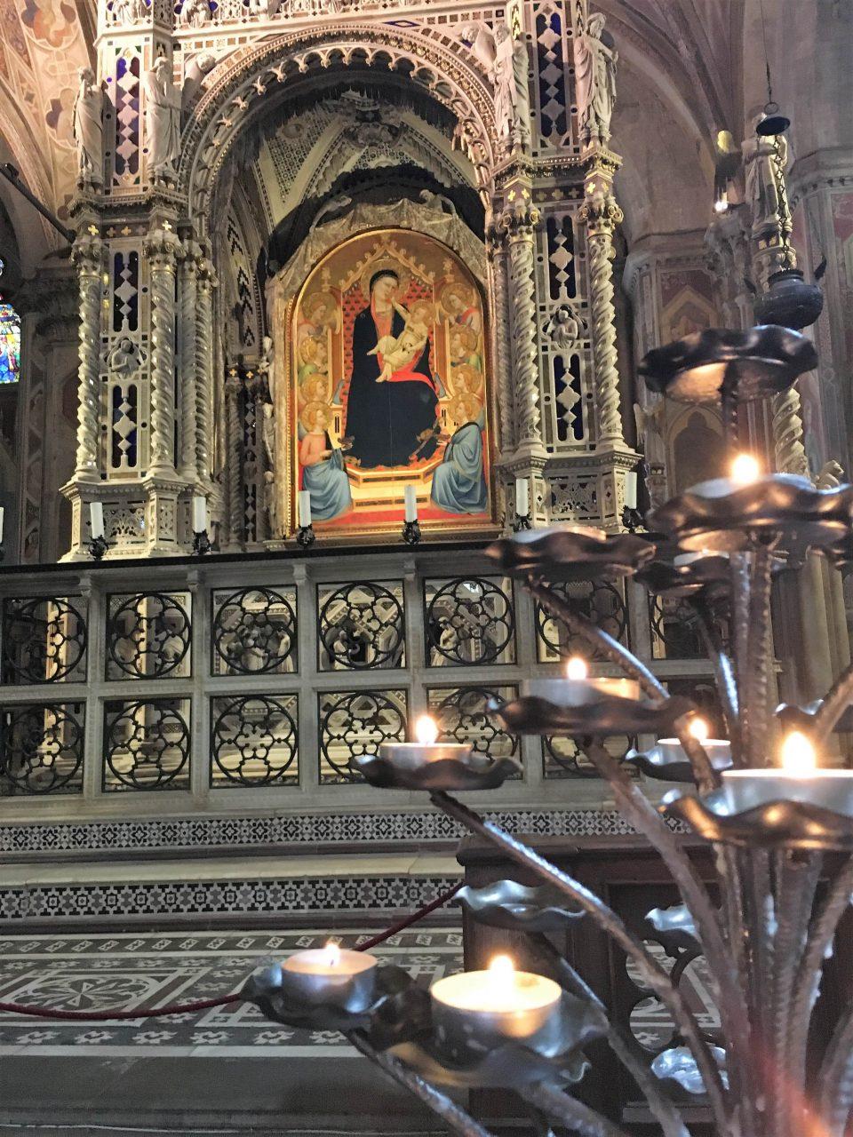 Altar Onsanmichele