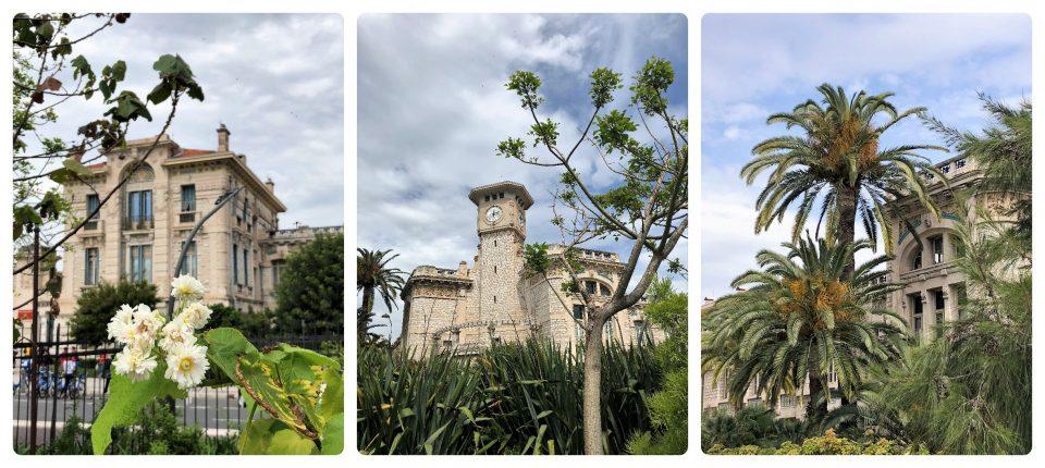 "Sehenswürdigkeiten NIzza ""Promenade du Paillon"""