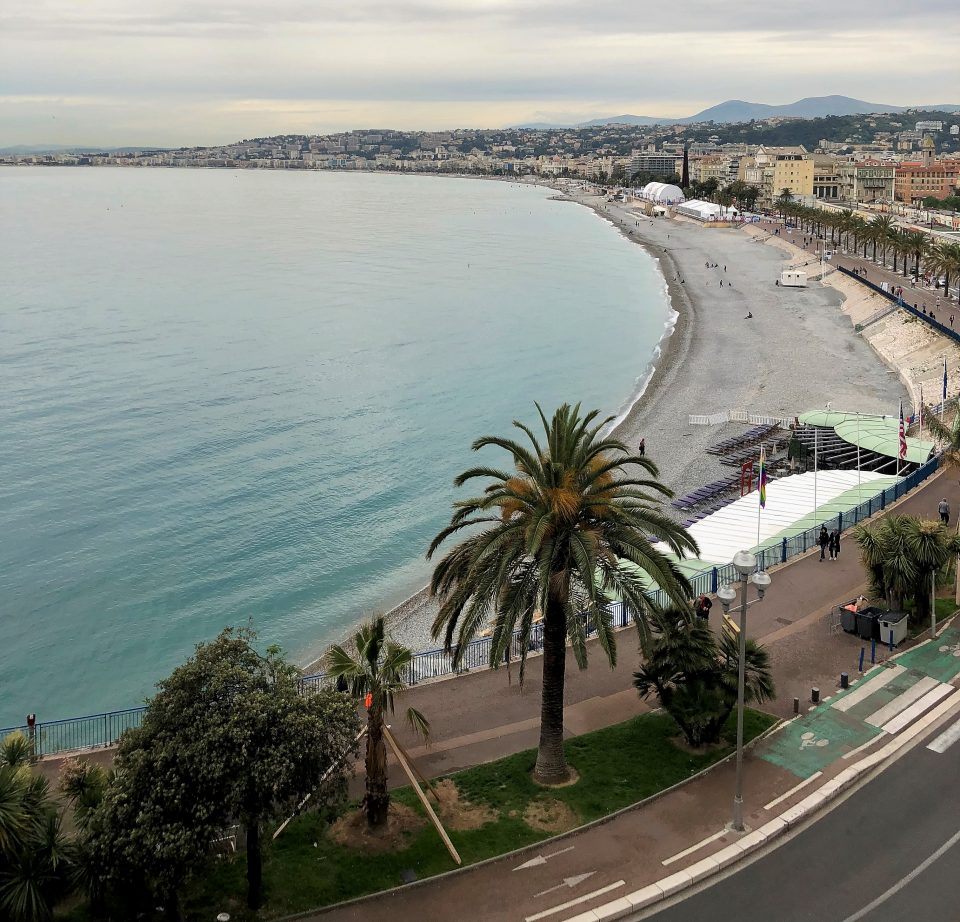 HIghlight von NIzza Promenade des Anglais