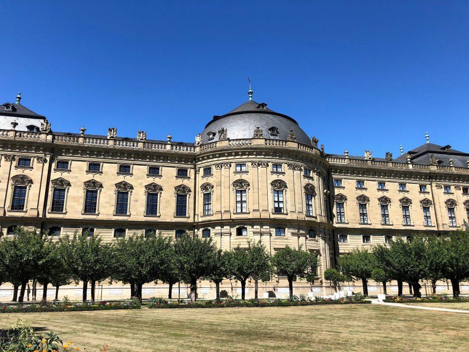 Residenz Würzburg erleben