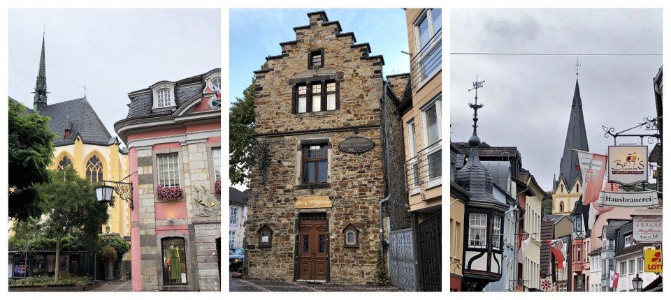 Bunte Häuser Ahrweiler