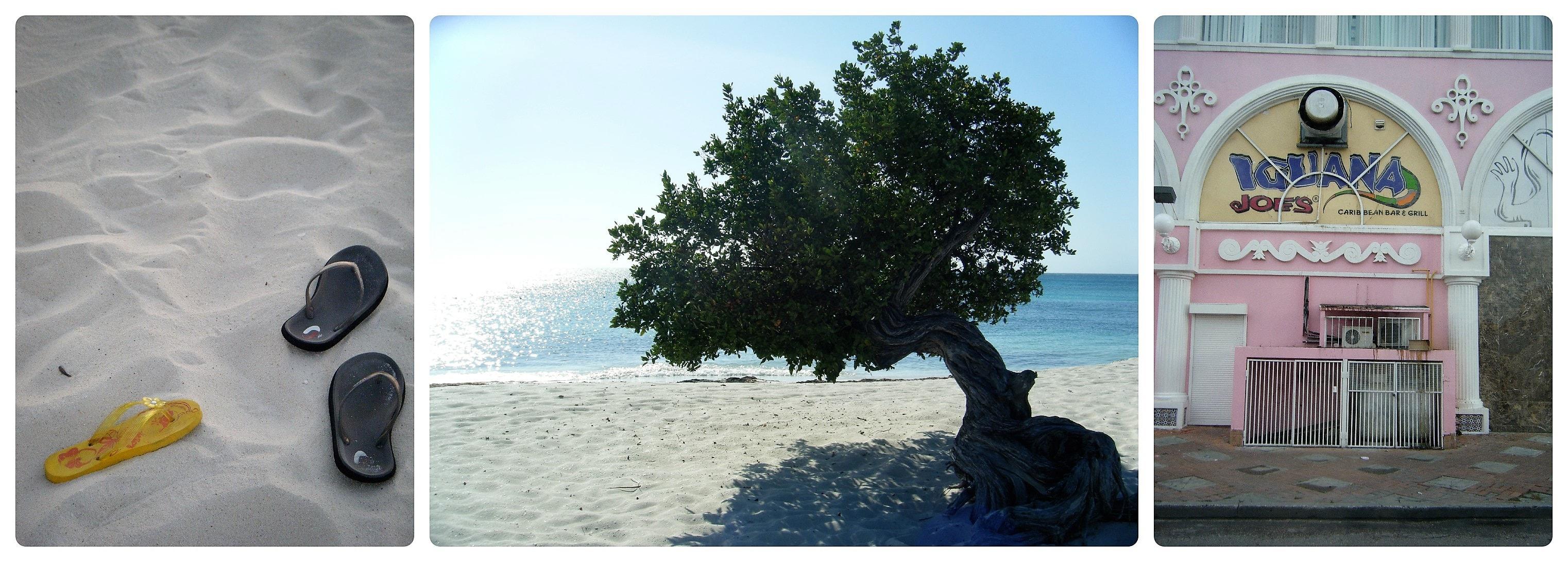 auszeit von der dunklen Jahreszeit - Aruba