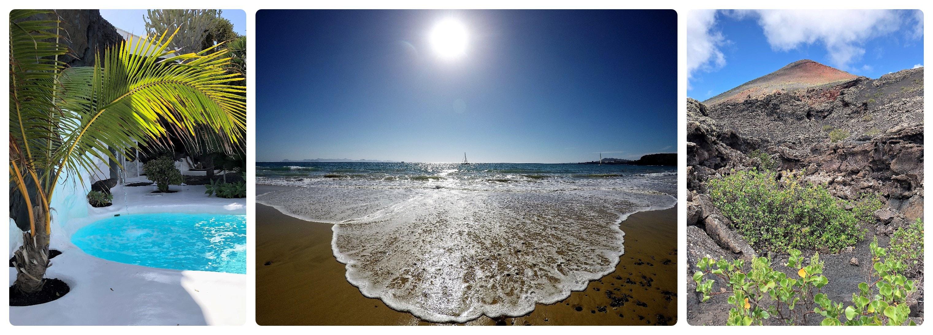 Warm und günstig im Winter - Lanzarote