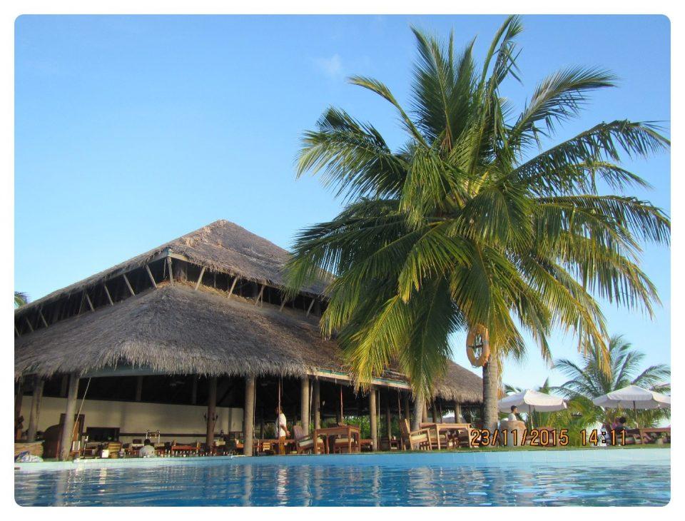 Sunsetbar beste Hotel Malediven