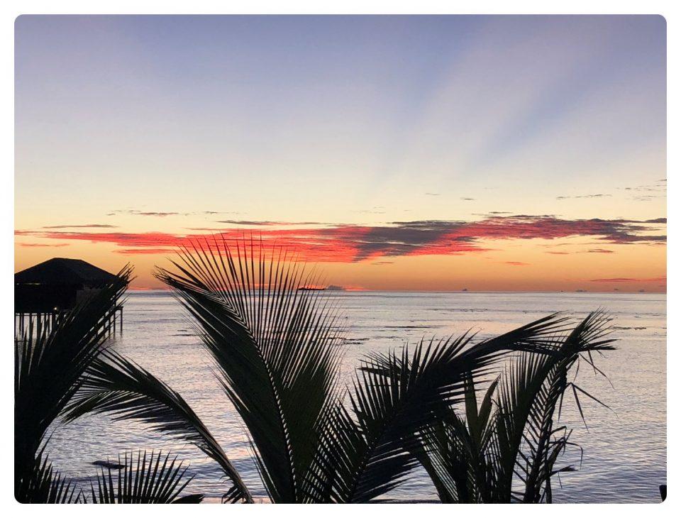 Sonnenuntergang Sunsetbar