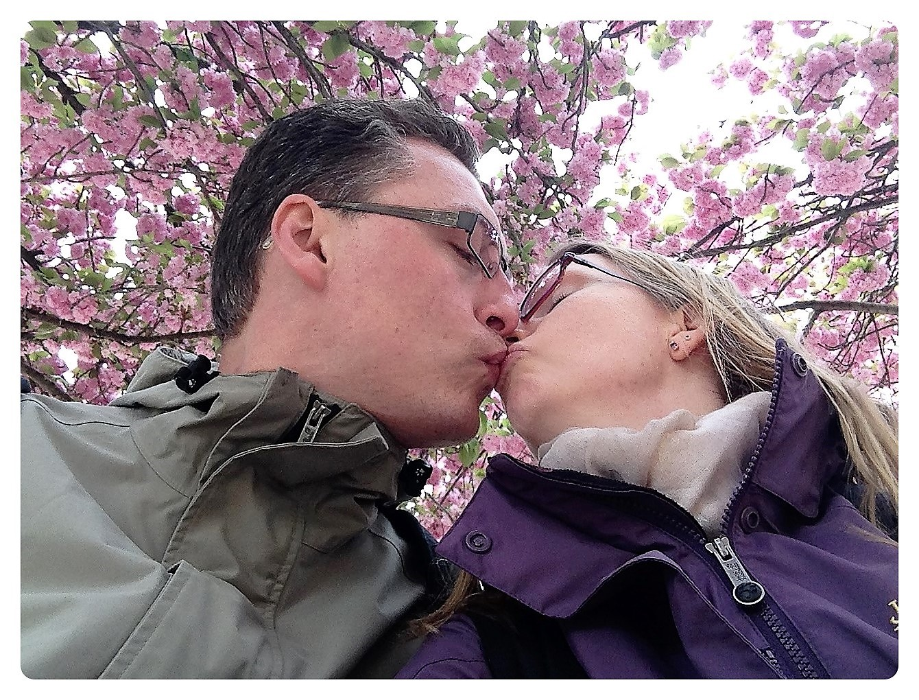 Zum Abschluss ein Kuss