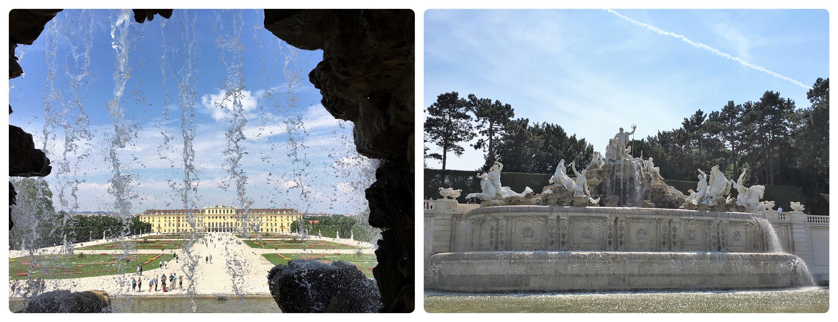 Brunnen Schönbrunn