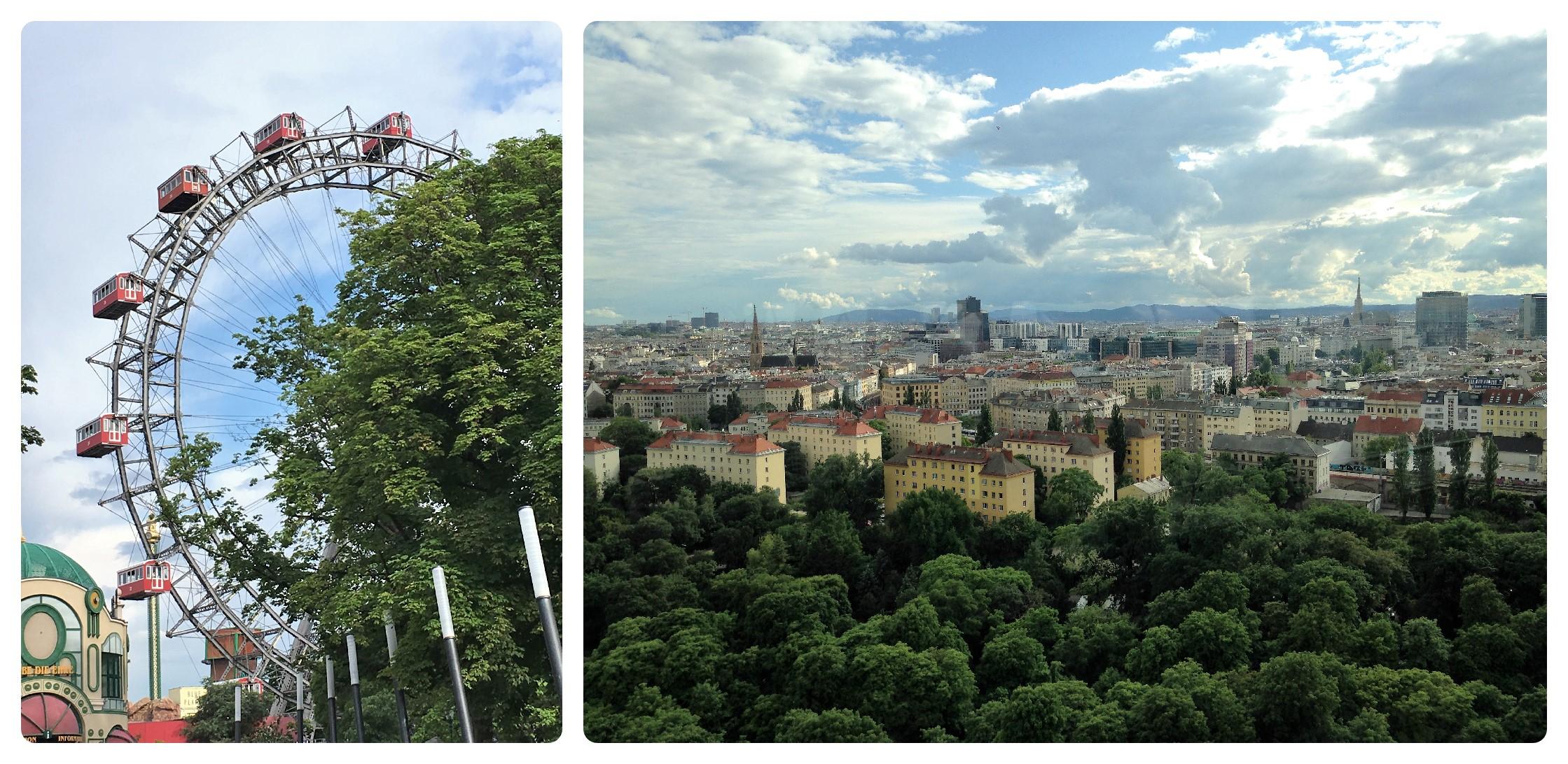 Wien Reisetipp Prater Riesenrad