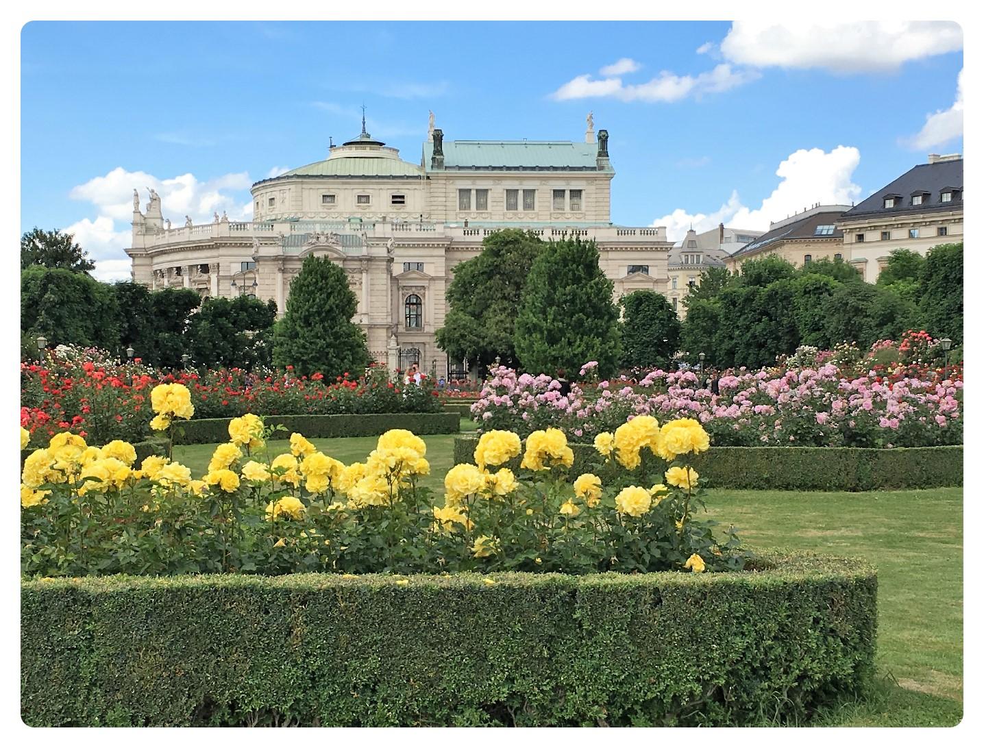 Reisetipp Wien Volksgarten