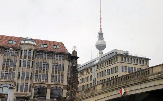 Schiffsrundfahrt Berlin