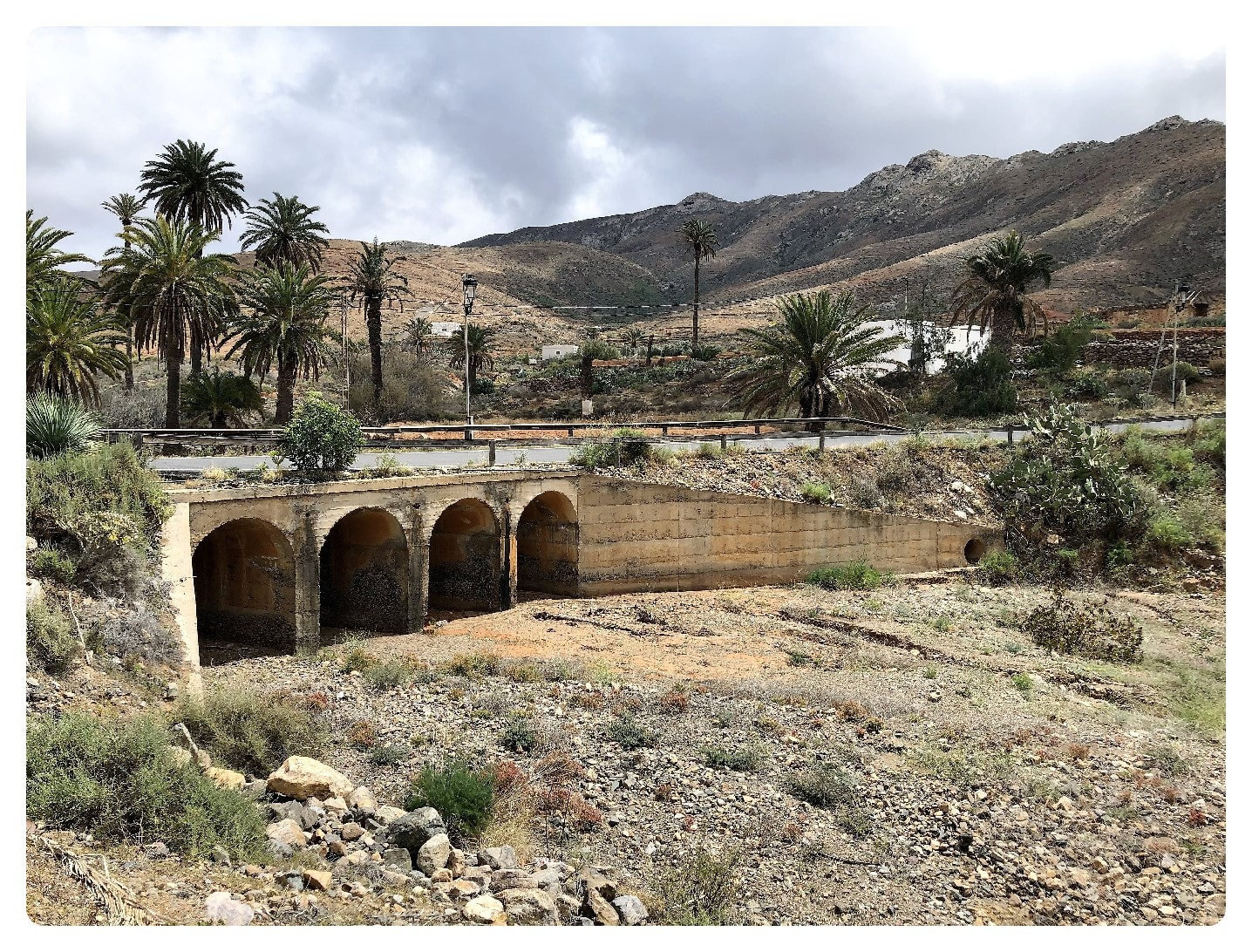 Wanderung Fuerteventura Startpunkt