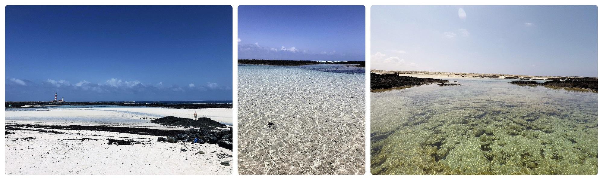 Geheimer Strand im Nordosten von Fuerteventura
