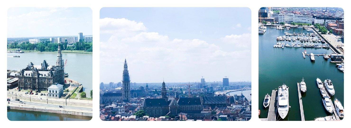 Antwerpen Sehenswürdigkeiten Ausblick Mas Museum