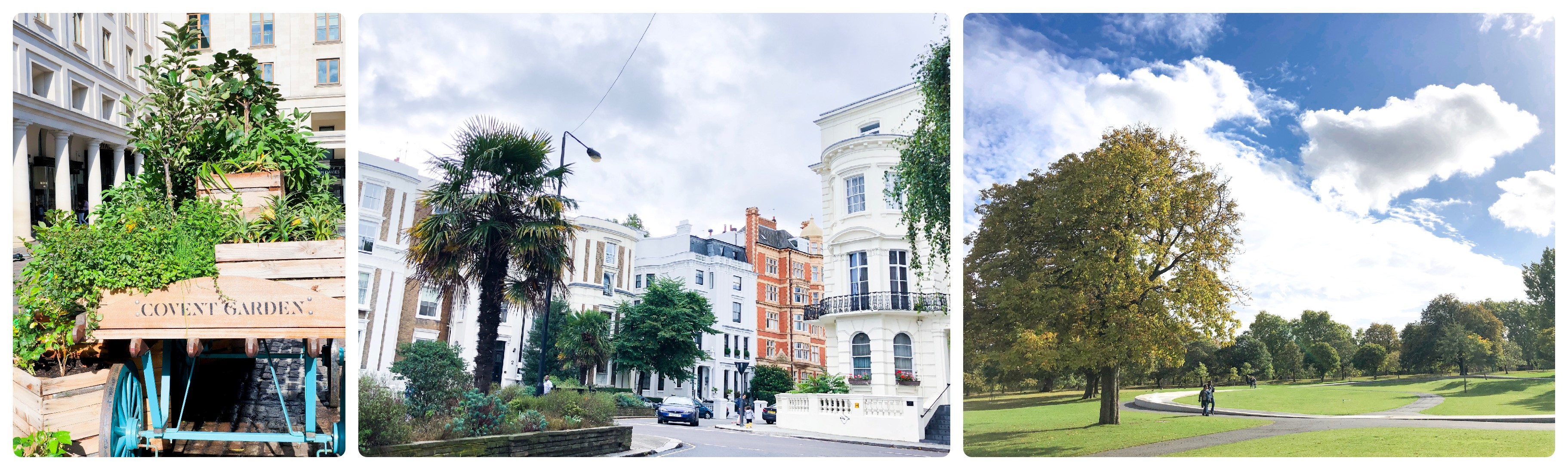 London ohne viel Geld