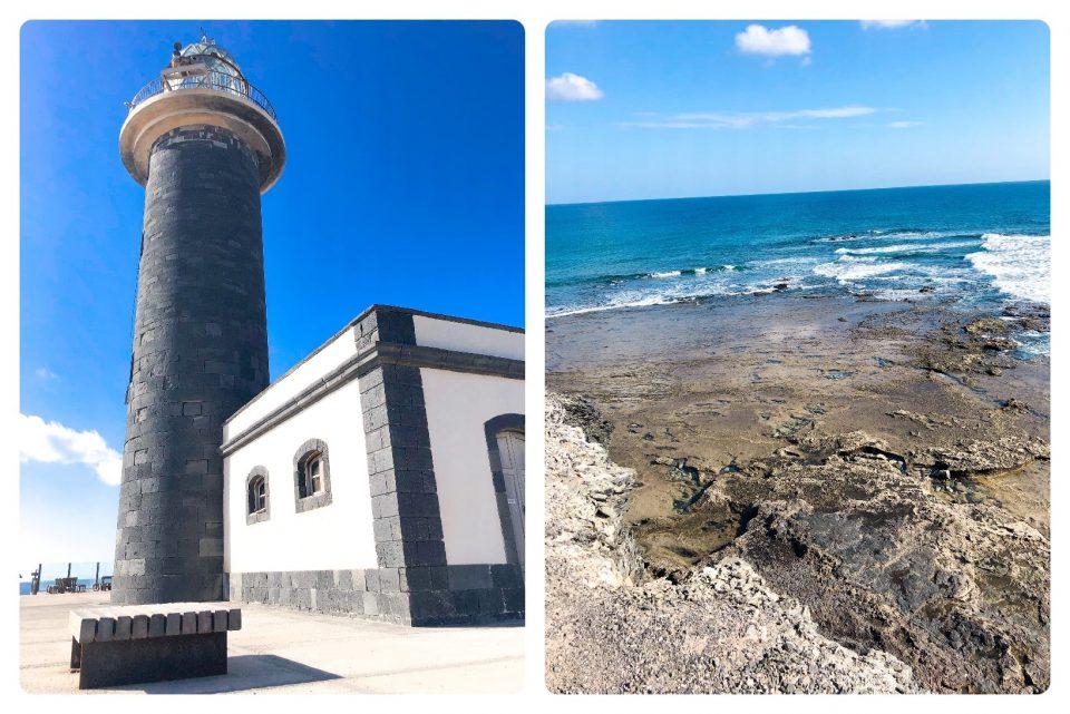 Fuerteventura Sehenswürdigkeiten Faro de Punta Jandia