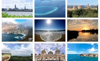 Virtuelle Reise Titelbild